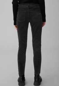 Marc O'Polo - ALBY  - Trousers - black - 2