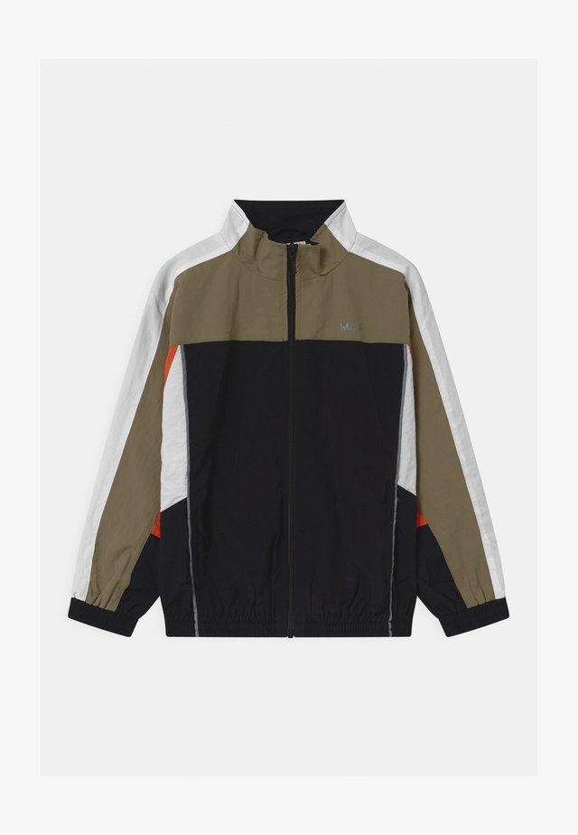 MOLTON - Training jacket - black