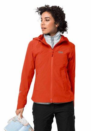 Outdoor jacket - wild brier