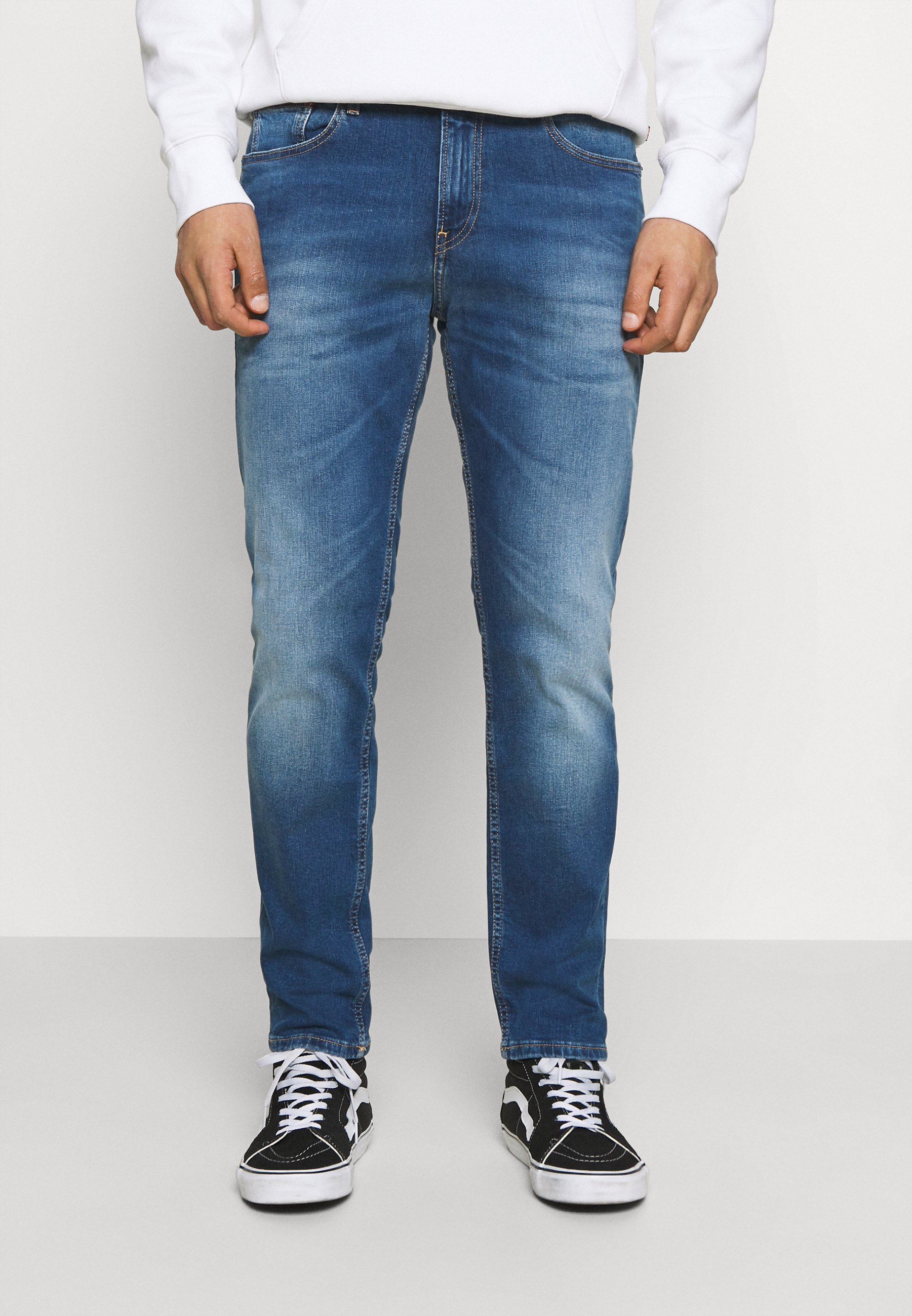 Uomo RYAN RELAXED STRAIGHT - Jeans baggy