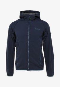 AREC  - Fleece jacket - navy/grey