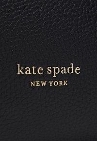 kate spade new york - LARGE SHOULDER BAG - Kabelka - black - 3