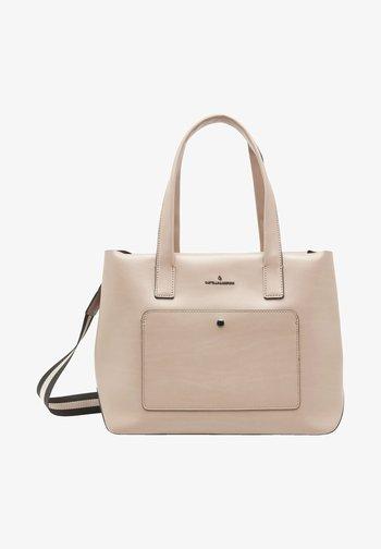 EMMA  - Tote bag - light brown