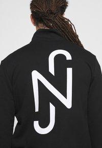 Puma - NEYMAR JR TRACK JACKET - Zip-up sweatshirt - black - 3