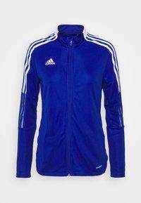 TIRO 21  - Training jacket - royal blue