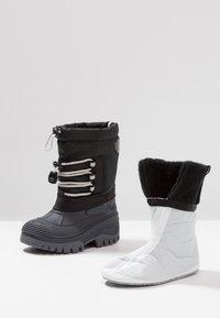 CMP - AHTO - Zimní obuv - antracite - 6