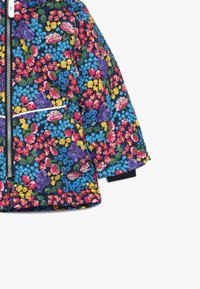 Name it - NMFMAXI JACKET FLOWER FIELD - Zimní bunda - dark sapphire - 5
