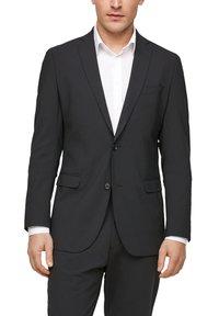 s.Oliver BLACK LABEL - SLIM FIT - Veste de costume - black - 6