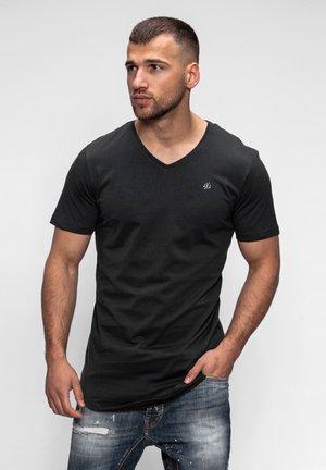 NEWRAR  - Basic T-shirt - total eclipse