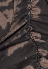 Jaded London - HALTER CUP DETAIL CORSET - Top - brown - 2