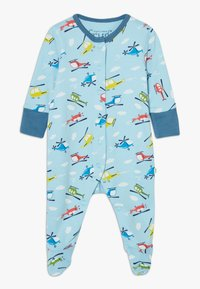 Frugi - LOVELY BABYGROW RAINBOW - Pyjama - bright sky - 0