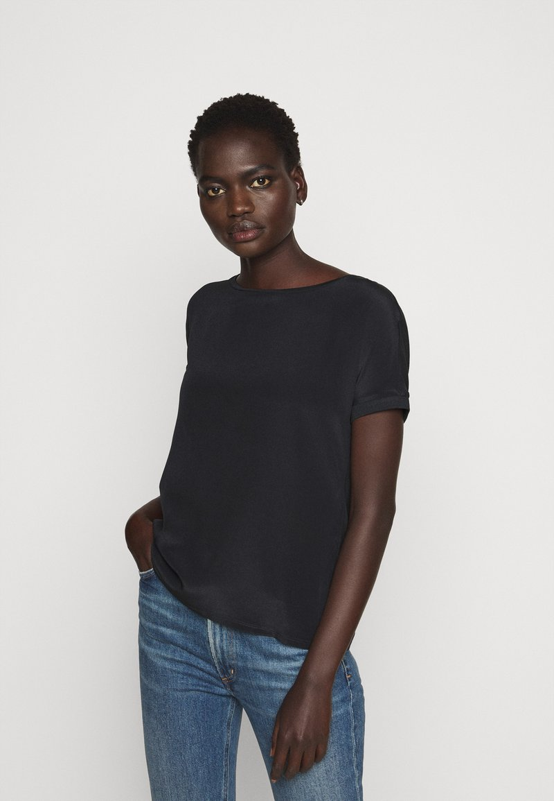 MAX&Co. - CREDERE - Blouse - navy blue