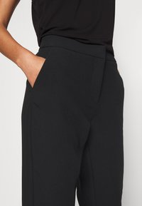 ONLY - LELY CIGARETTE PANT - Trousers - black - 5