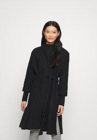 Masai - TERRA - Classic coat - black - 2