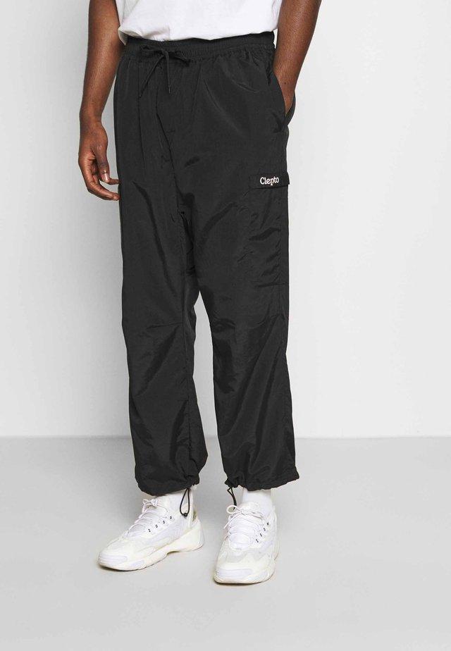 SQUARE - Trousers - black
