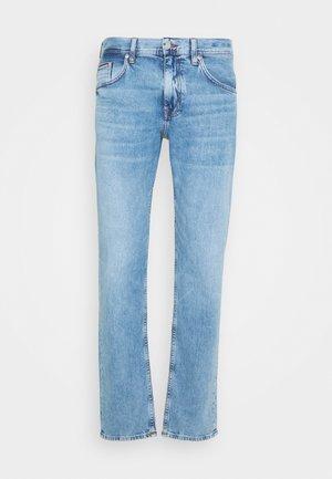 BLEECKER STR ARTAS BLUE - Straight leg jeans - denim