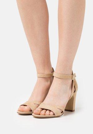 ANOTINA - Sandals - sable