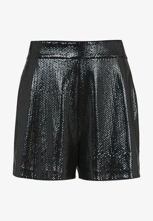 LEANNA SHORTS - Shorts - blue