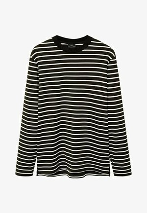 MAURICIO - Long sleeved top - noir
