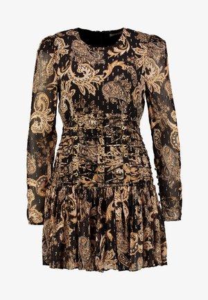 FAITHFUL CORSET DRESS - Robe de soirée - tangier