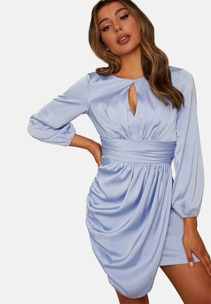 LONG SLEEVE - Cocktail dress / Party dress - blue