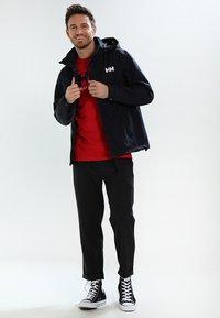 Helly Hansen - DUBLINER JACKET - Waterproof jacket - navy - 1