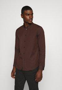 Samsøe Samsøe - LIAM - Shirt - brown melange - 0