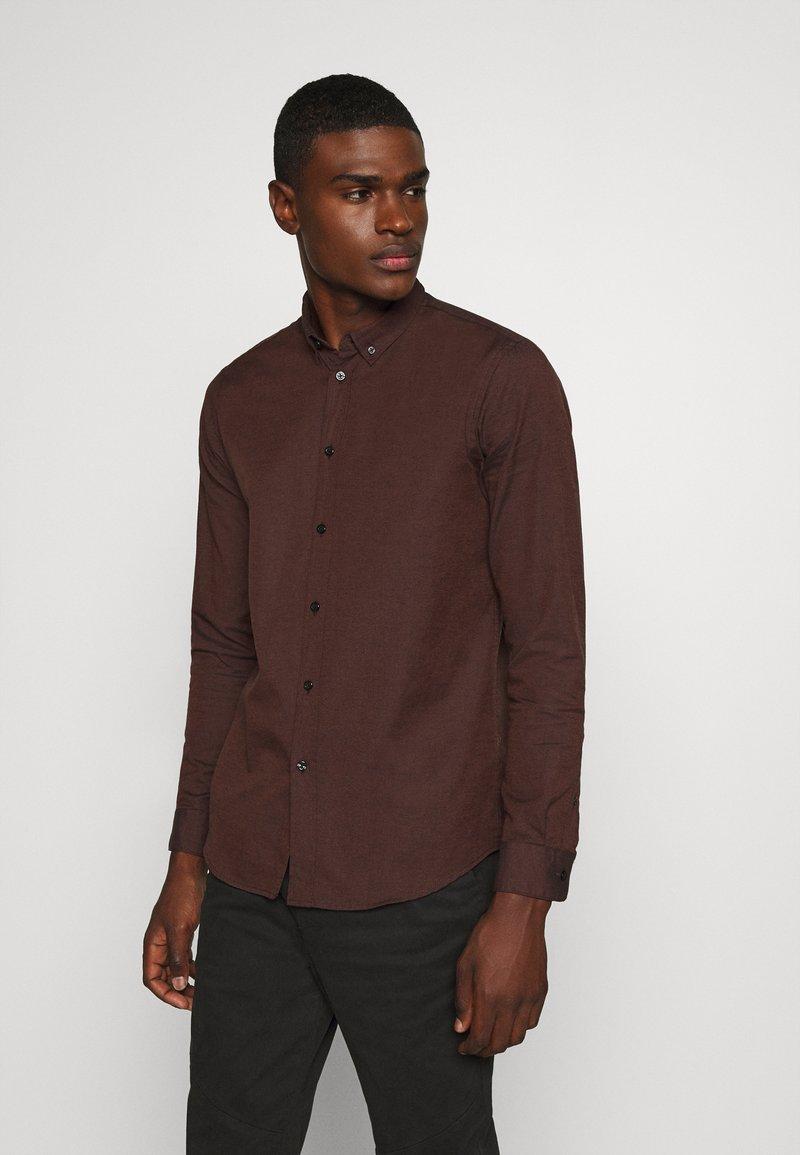 Samsøe Samsøe - LIAM - Shirt - brown melange