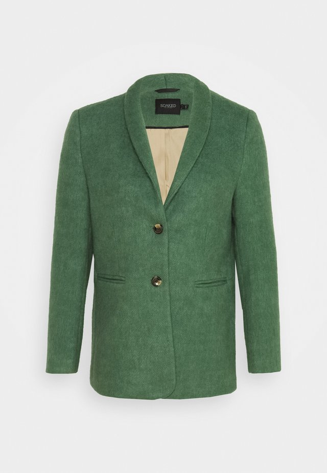 SLKEYES JACKET - Blazer - hedge green