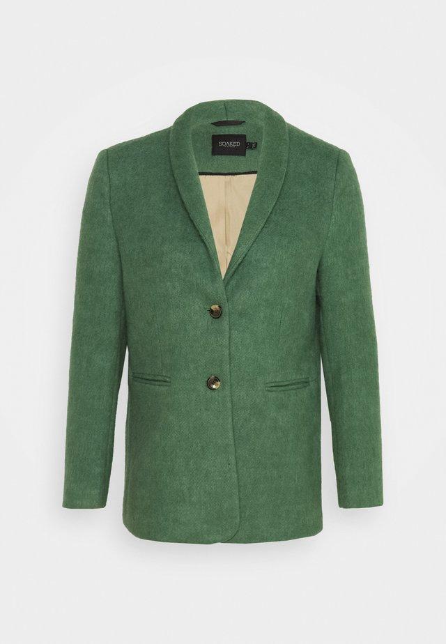 SLKEYES JACKET - Sportovní sako - hedge green