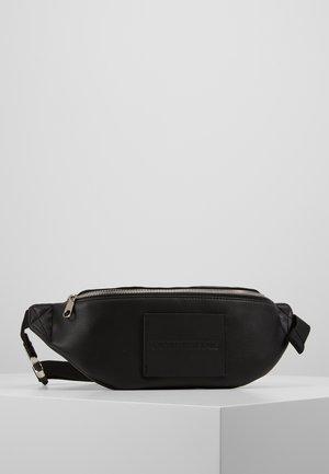 MICRO PEBBLE STREETPACK - Bum bag - black