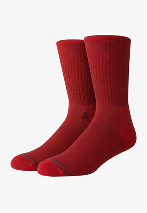 Chaussettes de sport - primary red