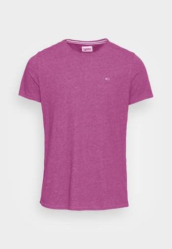 JASPE NECK - T-shirt basic - autumn plum
