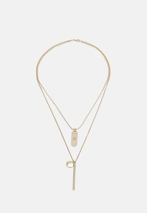 NECKLACE UNISEX - Halsband - gold-coloured