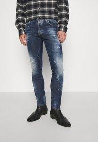John Richmond - MARCAB - Slim fit jeans - blue denim - 0
