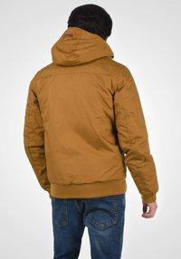 Solid - TILLY - Light jacket - cinnamon - 2