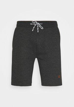 BRENNAN - Shorts - charcoal mix
