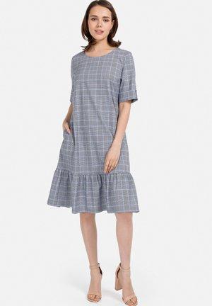 Day dress - grau-hellblau