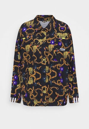 GRAPHICS SPORTS INSPIRED LOOSE JACKET - Lehká bunda - multicolor