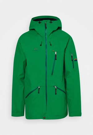 MENS BACKSIDE JACKET - Ski jacket - green