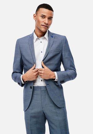 Blazer jacket - dusty blue