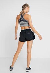 adidas by Stella McCartney - HIGH INTENSITY SPORT CLIMALITE SHORTS - Sports shorts - black - 2