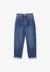 PULL&BEAR - Straight leg jeans - light blue - 6