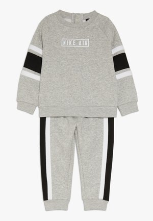 AIR CREW BABY SET - Tracksuit - grey heather