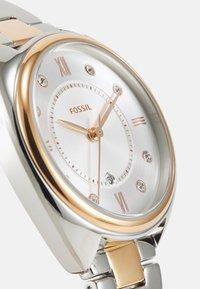 Fossil - GABBY - Klokke - silver-coloured/rose gold-coloured - 3
