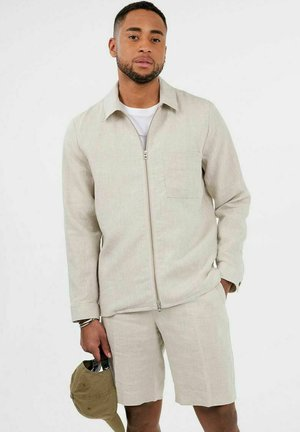 JASON  - Summer jacket - sand melange