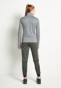adidas Performance - Funkční triko - mottled grey - 2