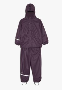 CeLaVi - RAINWEAR SET - Vodotěsná bunda - blackberry wine - 0
