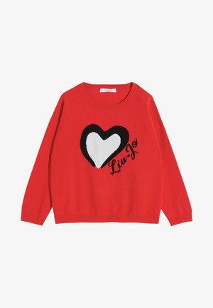ECO FRIENDLY - Jumper - red