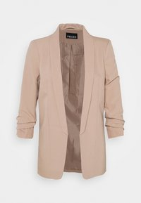 Pieces - PCBOSS - Short coat - natural - 5